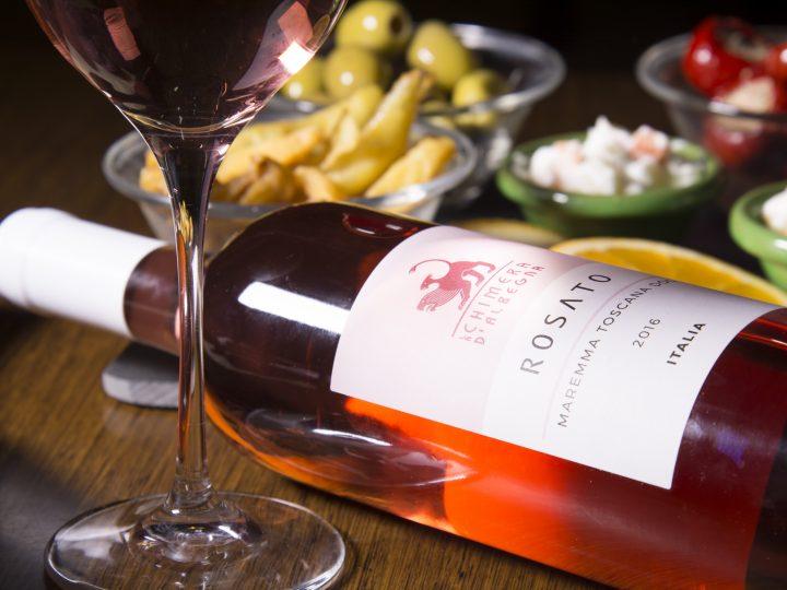 Il nostro Rosato, il vino Toscano dell'estate!!